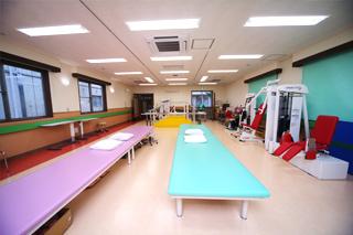病棟リハビリ室(1F)