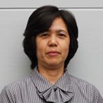 長谷川病院 総務部長 大田見 真理子