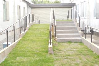 屋外歩行路(2)