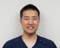 デイケアセンター・センター長 理学療法士 坂戸  裕敬