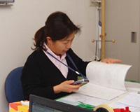 長谷川病院 地域連携室写真